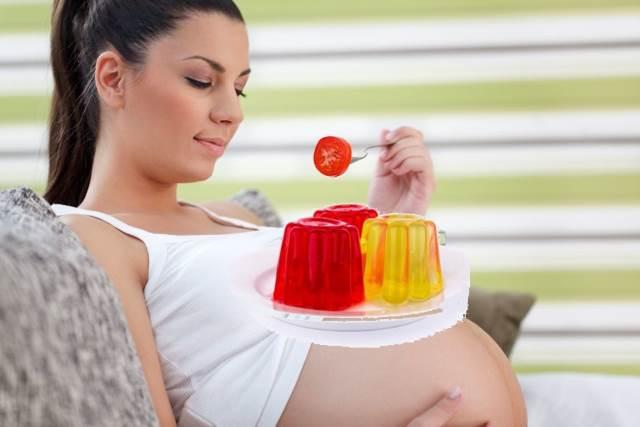 Se Puede Comer Gelatina En El Embarazo Por Ser Mujer Tv