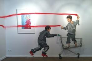 Chicos-graffiti